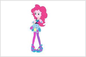 My Little Pony Equestria Girls 12 - Display