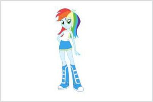 My Little Pony Equestria Girls 13 - Display