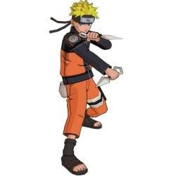 Naruto 36 - Display