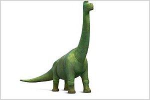 O Bom Dinossauro 02 - Display