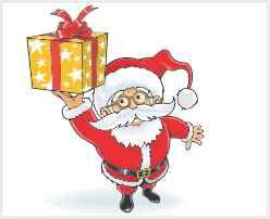 Papai Noel 02 - Display