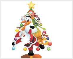 Papai Noel 03 - Display