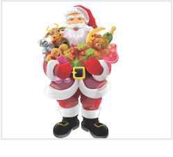 Papai Noel 05 - Display