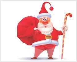 Papai Noel 06 - Display