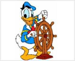 Pato Donald 12 - Display