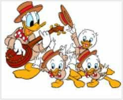 Pato Donald 16 - Display