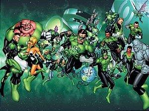Lanterna Verde 14
