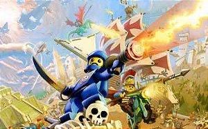 Lego Ninja Go 04