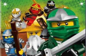 Lego Ninja Go 12