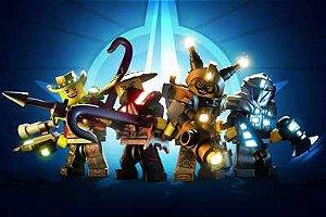 Lego Universe 07