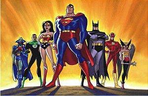 Liga da Justiça 01
