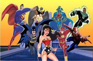 Liga da Justiça 13