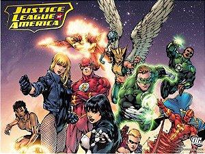Liga da Justiça 16