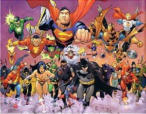 Liga da Justiça 17