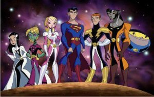 Liga da Justiça 19