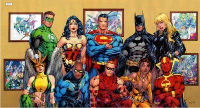 Liga da Justiça 21