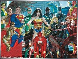 Liga da Justiça 23