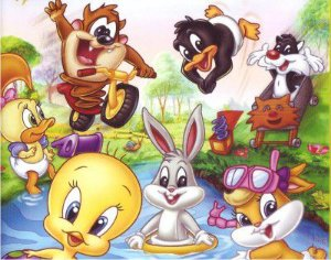 Looney Tunes Baby 06