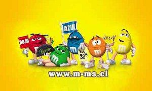 M&M's 12
