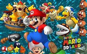 Mario Bros Sonic 01