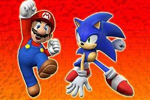 Mario Bros Sonic 02