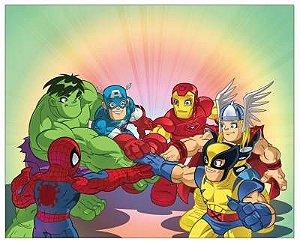 Marvel Super hero squad 01