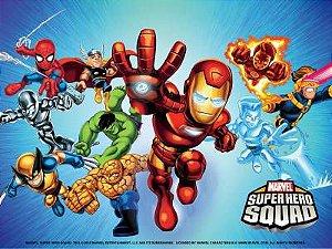 Marvel Super hero squad 02