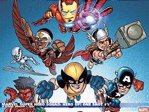 Marvel Super hero squad 03