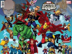 Marvel Super hero squad 04