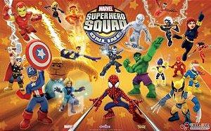 Marvel Super hero squad 05