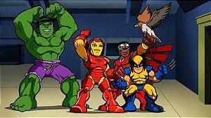 Marvel Super hero squad 07