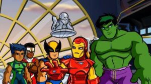 Marvel Super hero squad 08