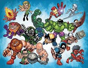 Marvel Super hero squad 11