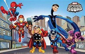 Marvel Super hero squad 12