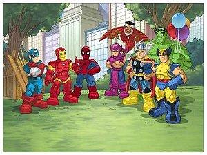 Marvel Super hero squad 15