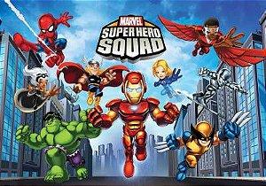 Marvel Super hero squad 16