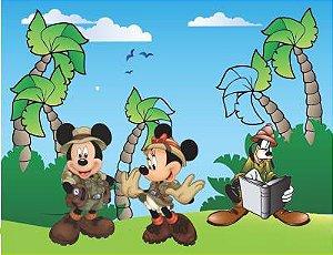 Mickey Safari 04