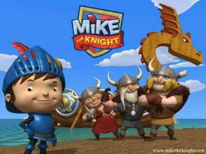 Mike o Cavaleiro 09