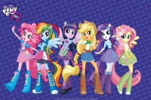 My Little Pony Equestria Girls 01