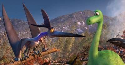 O bom dinossauro 07