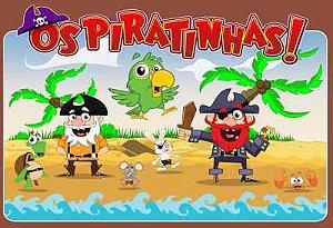 Os Piratinhas 04