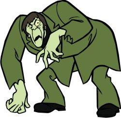 Scooby Doo 25 - Display
