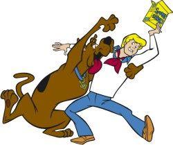 Scooby Doo 26 - Display