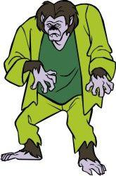 Scooby Doo 29 - Display