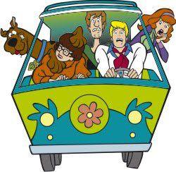 Scooby Doo 30 - Display
