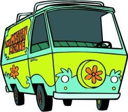 Scooby Doo 41 - Display