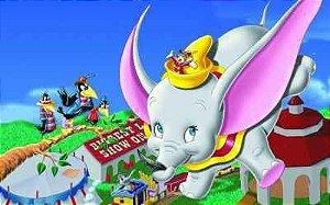 Dumbo 07 - Tecido