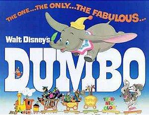 Dumbo 08 - Tecido