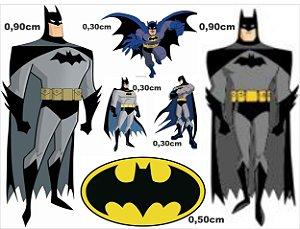 Batman 01 - Kit Display em MDF 3mm