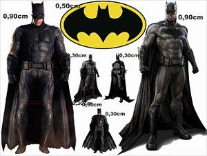 Batman 02 - Kit Display em MDF 3mm